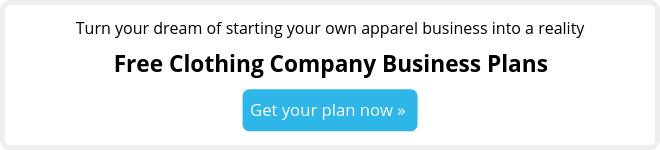 Free Clothing Company Business Plans - Link to Sample Business Plans
