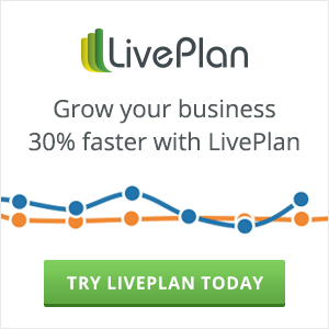 Try LivePlan today!