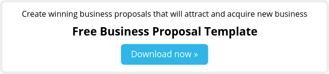 Download our free Business Proposal Template today!