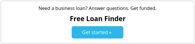 Find your small business loan today!