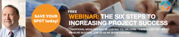 Free webinar on project success