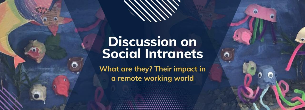 Recorded Webinar - Discussion On Social Intranets