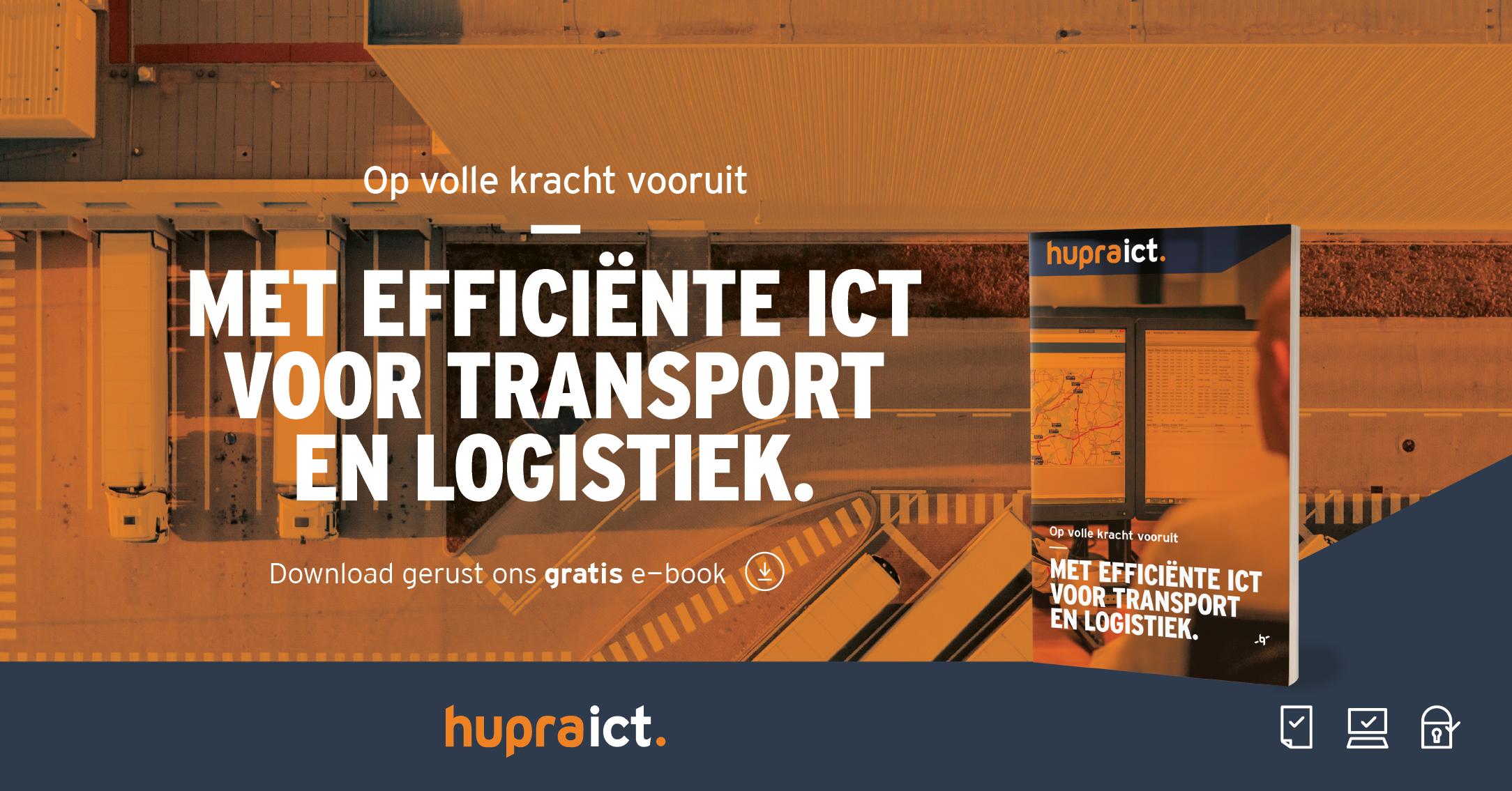 ICT in transport en logistiek e-book