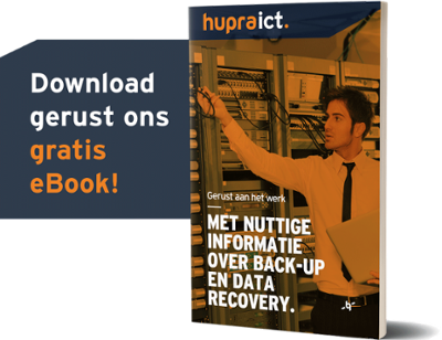Gratis whitepaper over back-up en data recovery.