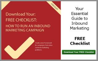 Download FREE Inbound Marketing Checklist