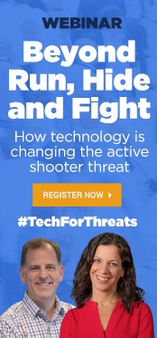 How technology is changing the active shooter threat