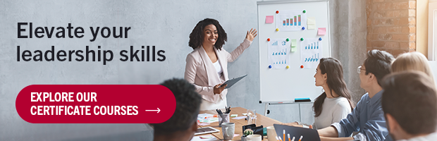 Elevate your leadership skills | Explore Our Certificate Courses