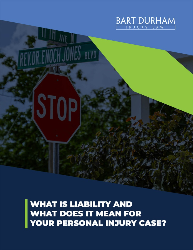What Is Liability and What Does It Mean for Your Personal Injury Case eBook