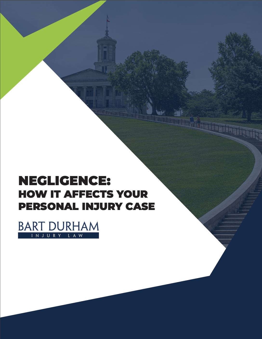 negligence-personal-injury-ebook