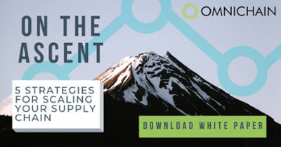 Blockchain White Paper - 5 Strategies for Scaling Your Supply Chain