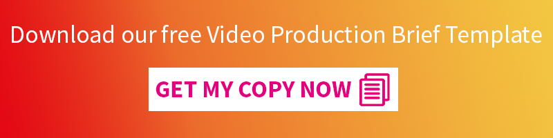 Download our free Video Production Brief Template