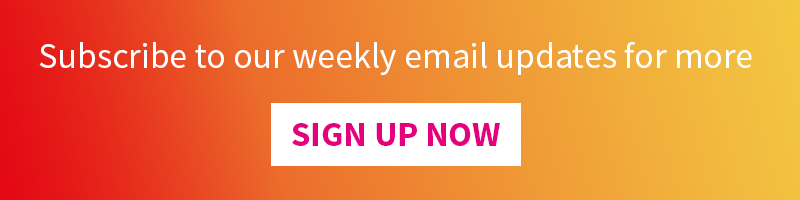 Subscribe to our weekly email updates for more. Sign up now