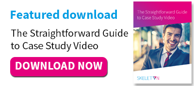Featured download: The Straightforward Guide to Case Study Video