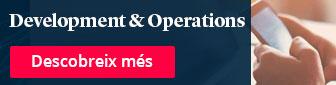 Descobreix més sobre IThinkUPC Development & Operations