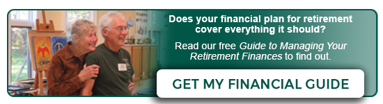 Managing Your Retirement Finances button