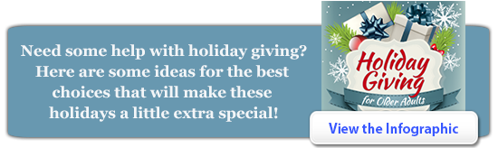Holiday Giving for Older Adults