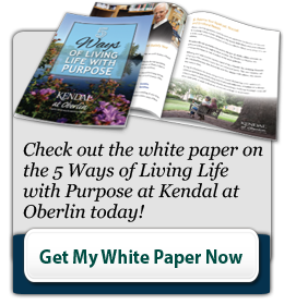 5 ways of living life with purpose white paper