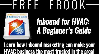 web marketing for hvac companies
