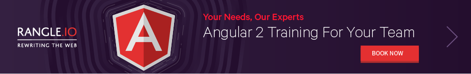 Custom Angular 2 Training