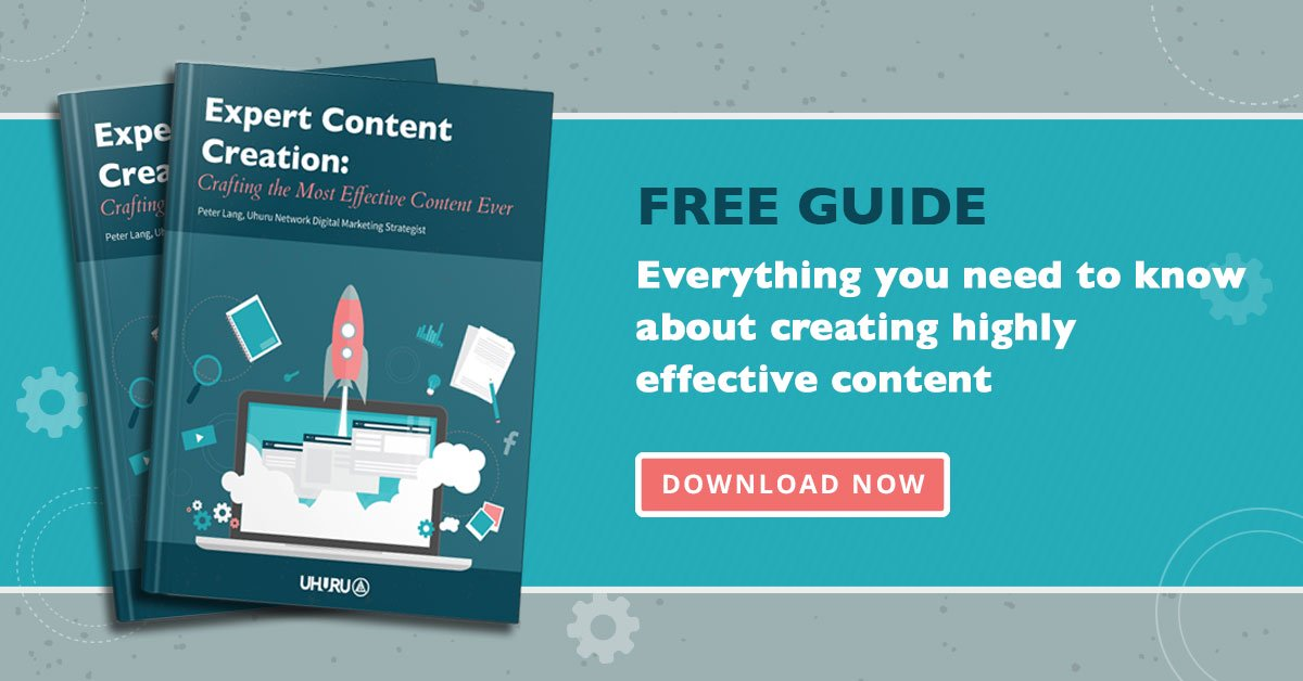 Content Creation guide