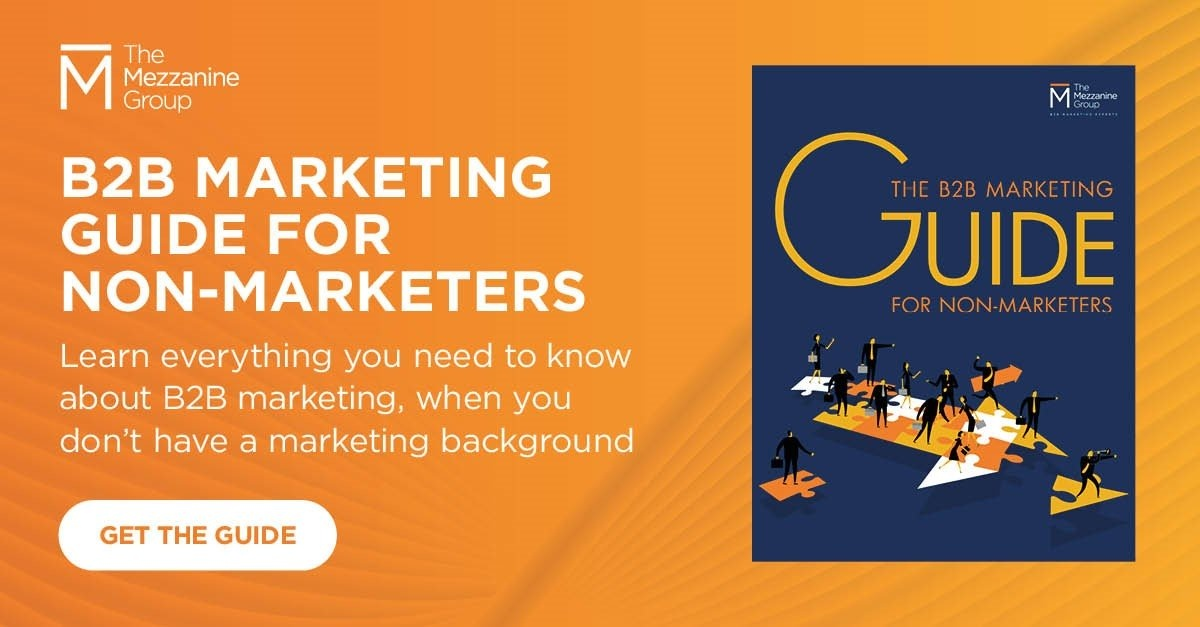 B2B Marketing Guide for Non-Marketers