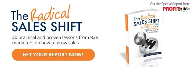 The Radical Sales Shift Special Report