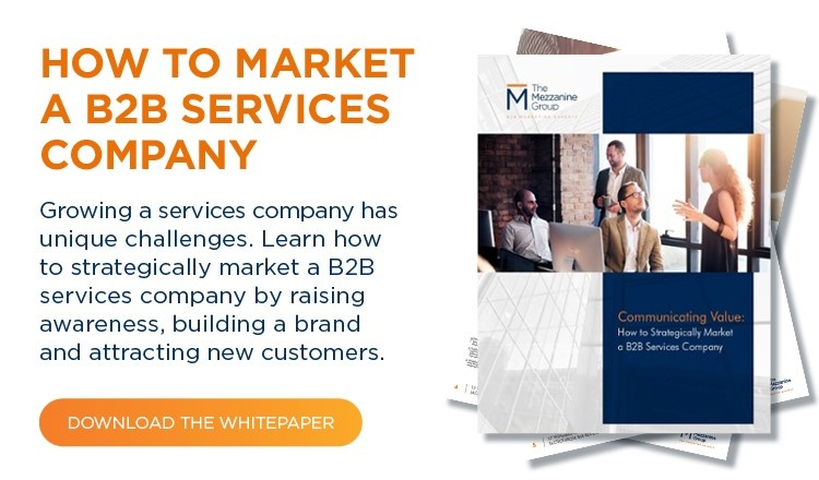 How to Market a B2B Services Company
