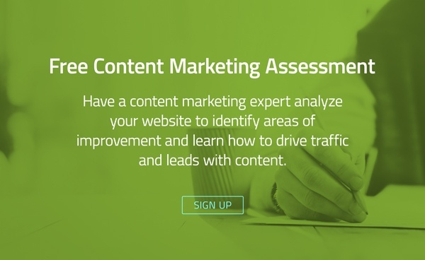 Free Content Marketing Assessment Streamworks