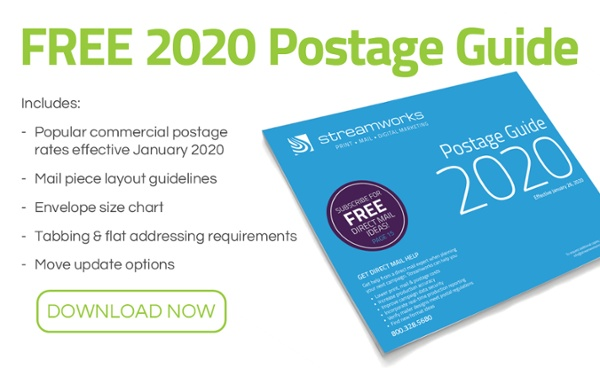 2020 Postage Rate Guide Planning Tool Download