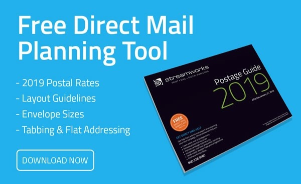 USPS Postal Rate Guide/Direct Mail Planning Tol