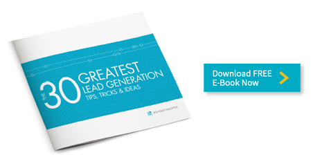 The 30 Greatest Lead Generation Tips, Tricks & Ideas e-Book
