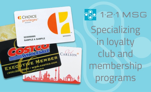 121 Loyalty Card Program