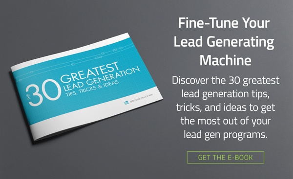 30 Greatest Lead Generation Tips E-Book Download
