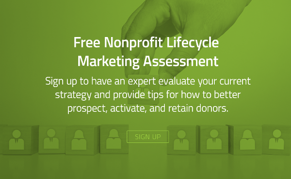 Free Nonprofit Lifecycle Marketing Assessment