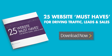 Download 25 Website 'Must Haves' For Driving Traffic, Leads & Sales Now