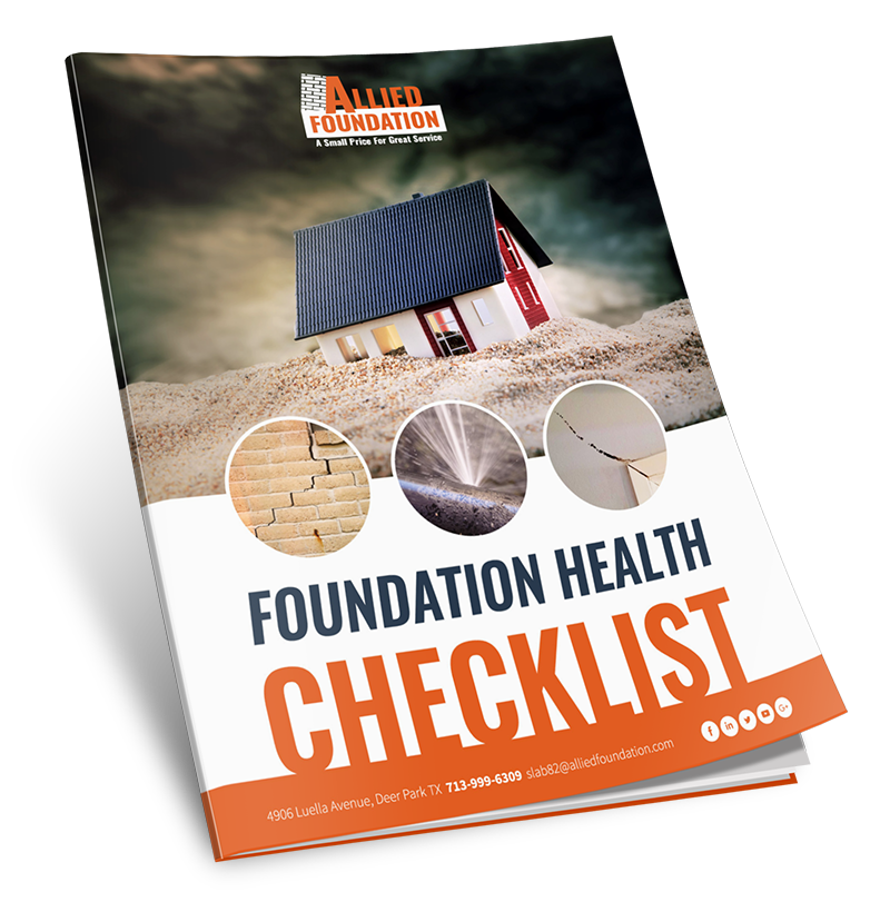 Foundation Checklist