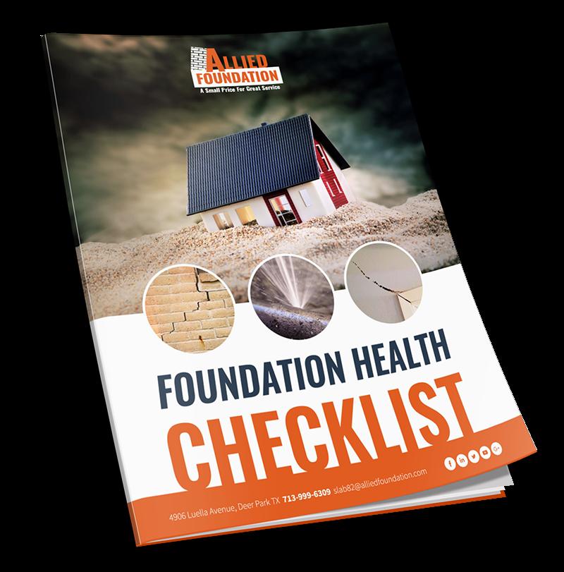 Foundation Checklist
