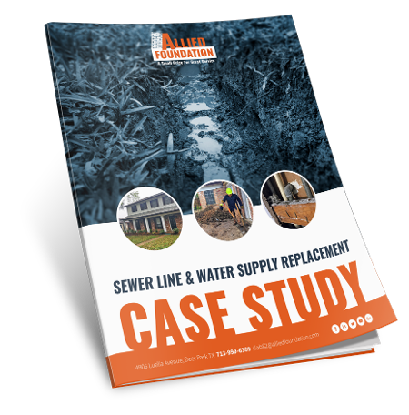 Download the free Sewer Line Repair Case Study