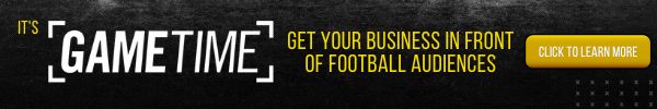 Get your business in front of football audiences. Learn more about advertising on YurView