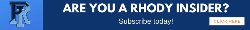 rhody insider uri athletics newsletter