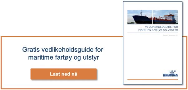 Vedlikeholdsguide for maritime fartøy