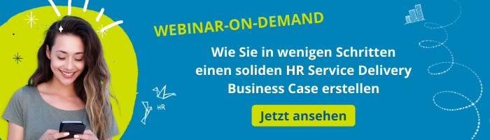 HR Service Delivery Business Case
