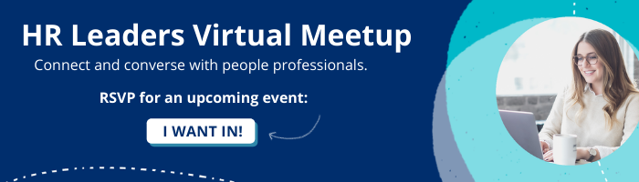 button to register for virtual HR leaders meetup