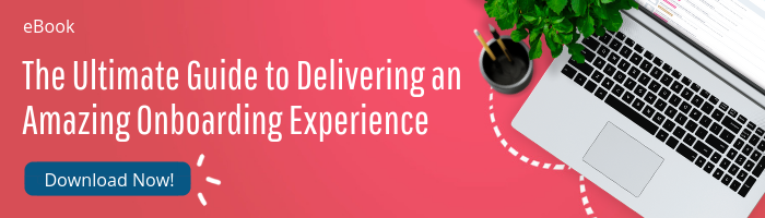 button to download the ultimate guide to delivering an amazing onboarding experience