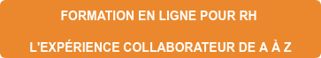 Formation en ligne pour RH L'expérience collaborateur de A à Z