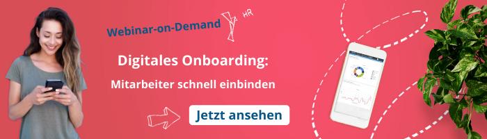 Digitales Onboarding