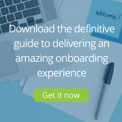 The definitive guide to delivering an amazing onboarding experience