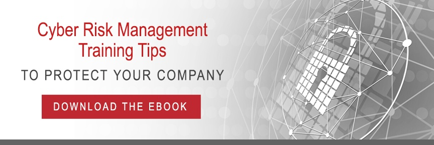 Cyber Risk Management Training Tips