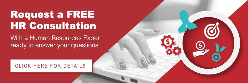 Request a Free HR Consultation