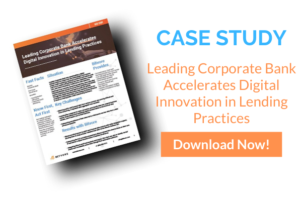 Leading Corporate Bank Case Study Download